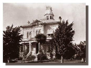 The McHenry Mansion
